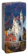 Neuschwanstein - Germany Portable Battery Charger