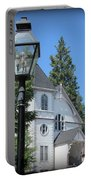 Nevada City Methodist Church Portable Battery Charger