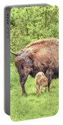 New Born Bison Portable Battery Charger