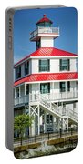 New Canal Lighthouse - Nola Portable Battery Charger