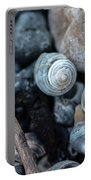 New England Beach Shells Portable Battery Charger