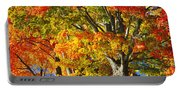 New England Sugar Maples Portable Battery Charger