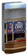 New Grand Ole Opry House Portable Battery Charger