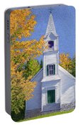 New Hampshire Church Portable Battery Charger