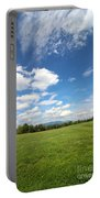 New Hampshire Farm Meadow Portable Battery Charger