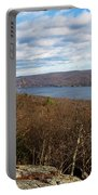 New Jersey Mountaintop View Portable Battery Charger
