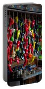 New Mexico Hanging Peppers Portable Battery Charger
