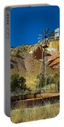 New Mexico Ranch Portable Battery Charger