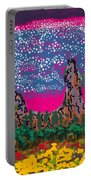 New Mexico Twilight Portable Battery Charger