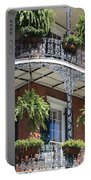 New Orleans Balcony Portable Battery Charger