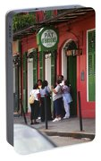 New Orleans Bourbon Street 2004 #44 Portable Battery Charger