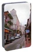 New Orleans Bourbon Street 2004 #45 Portable Battery Charger