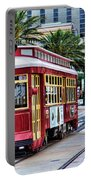 New Orleans Canal Streetcars  Portable Battery Charger