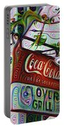 New Orleans - Clover Grill Portable Battery Charger