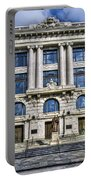 New Orleans Court Building Portable Battery Charger