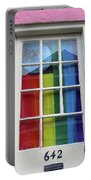 New Orleans Door 10 Portable Battery Charger