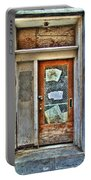 New Orleans Door Portable Battery Charger