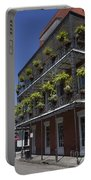 New Orleans French Quarter Portable Battery Charger