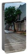 New Orleans French Quarter Special Morning Portable Battery Charger