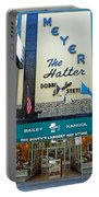 New Orleans Hatter Portable Battery Charger