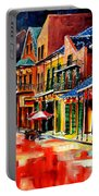 New Orleans Jive Portable Battery Charger