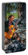 New Orleans Musician - Chris Craig Portable Battery Charger