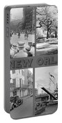 New Orleans Nostalgia Portable Battery Charger