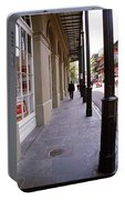 New Orleans Sidewalk 2004 Portable Battery Charger