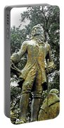 New Orleans Statues 1 Portable Battery Charger