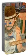 New Orleans Street Musician Portable Battery Charger