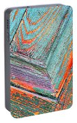 New Orleans Textures Portable Battery Charger