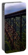 New River Bridge Portable Battery Charger