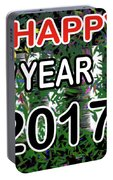 New Year Portable Battery Charger