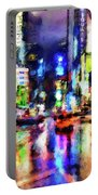 New York At Night - 14 Portable Battery Charger