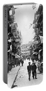 New York : Chinatown, 1909 Portable Battery Charger