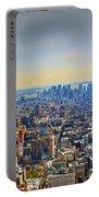 New York City - Manhattan Portable Battery Charger