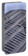 New York City - Chrysler Building 002 Portable Battery Charger