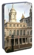 New York City Hall Portable Battery Charger