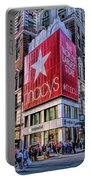 New York City Macy's Herald Square Store Portable Battery Charger