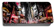 New York City Night II Portable Battery Charger