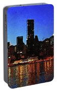 New York City Night Lights Portable Battery Charger