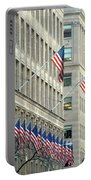New York City Patriotism Portable Battery Charger