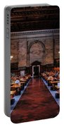 New York City Public Library Rose Reading Room Portable Battery Charger