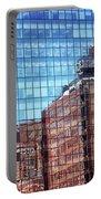 New York City Skyscraper Art 4 Portable Battery Charger