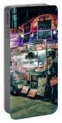 New York City Street Vendor Portable Battery Charger