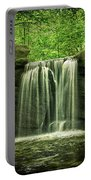 New York City Waterfall Portable Battery Charger