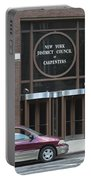 New York District Council Of Carpenters Portable Battery Charger
