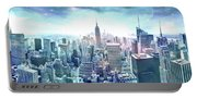 New York Fairytales Portable Battery Charger