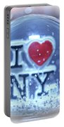 New York Greetings  Portable Battery Charger