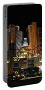 New York Las Vegas Portable Battery Charger